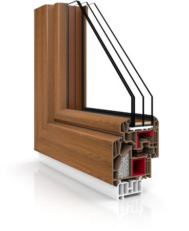 veka fenster aus polen vr90 synergy. Black Bedroom Furniture Sets. Home Design Ideas